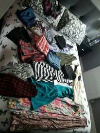 Bundle of womens clothes size 10