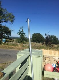 Washing Line Pole
