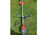 Efco Stark 2500T Petrol strimmer / brush cutter. Almost new used twice.