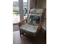 Conservatory Furniture - Relaxing Bamboo chairs