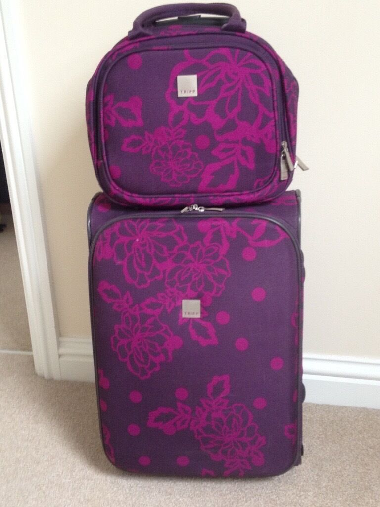 Tripp cabin bag and matching travel handbag | in Haverfordwest ...