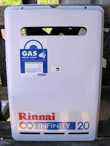 """Rinnai INFINITY 20"" Gas Hot Water System Warwick Southern Downs Preview"