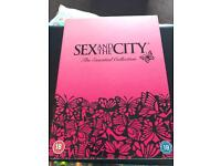 Complete Sex And The City Collection