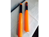 Two bats, take both for only £5, immaculate