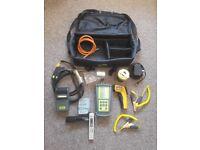 TPI Flue Gas Analyser Kit