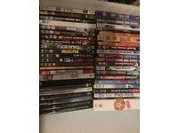 Bulk DVD collection. Joblot. Mixed titles.