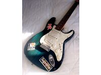 *VERY LIGHT* Encore Electric Guitar, STRAT style