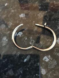 Cartier nail bracelet