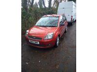 Ford, FIESTA, Hatchback, 2006, Manual, 1242 (cc), 5 doors