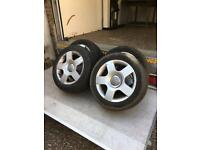 Audi vw skoda etc 205/55/16