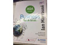 AQA A-Level Business by Ian Marcousé