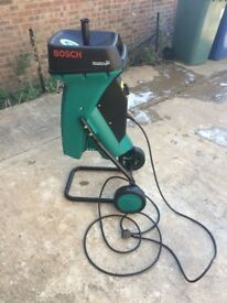 Bosch 1600w Garden Shredder