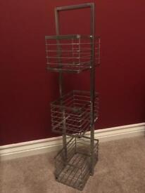 Next Wire Storage Caddy - Bathroom or kitchen