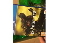 Dark Souls 3 PS4 - up for trade