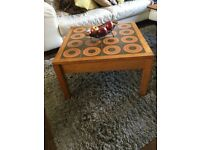 Vintage Mid Century Coffee Table