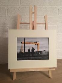 Belfast, Harland & Wolff print