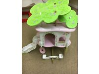 ELC Rosebud TreeHouse (Dolls House)