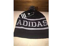Adidas Beanie Pom Pom Hat One Size