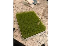 Boon Grass Countertop Drying Rack with Stem accessory