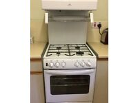 New world gas cooker 6 months old