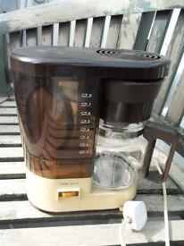 Coffee Making Machine - in fine working condition £5