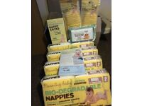 Beaming baby nappies 180+