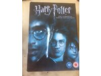 Polwarth pickup only £15 Harry Potter the complete 8 film collection