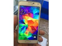 Samsung s5 like new in good condition and unlock