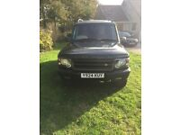 Landrover Discovery Series 2 4.0L V8 on LPG TD5 Face lift
