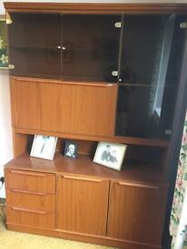 Display and drinks cabinet