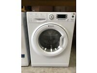 Refurbished Hotpoint 9kg Washing Machine with Warranty - Free Local Delivery - £140