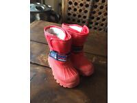 Jojo Maman Bebe winter boots