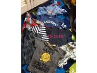 12-18 months baby boys clothes