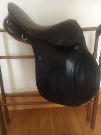 "Stubben 15"" Rex saddle"