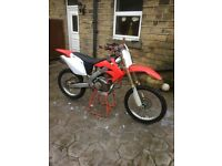 Crf250 crf 250 2005 really good condition £1600