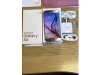 Samsung Galaxy S6 32GB Gold Platinum - Vodafone