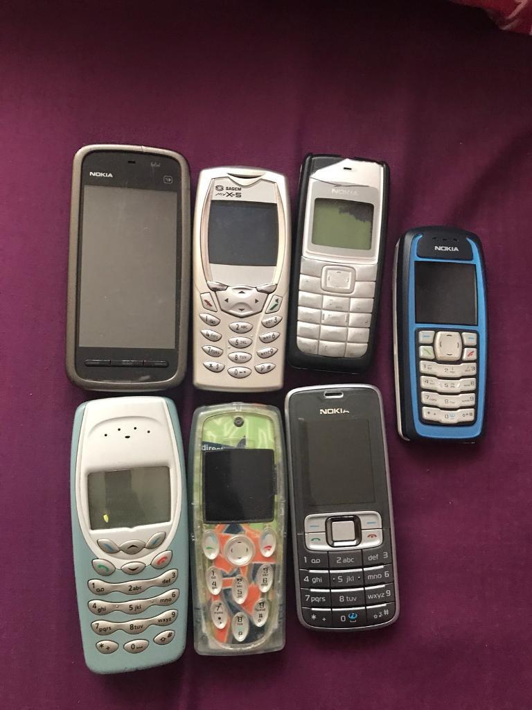 7 untested phones