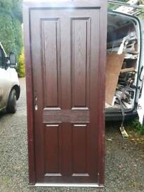 Everest composite door