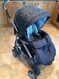 Silver cross travel system: pram, carrycot, car seat, and more