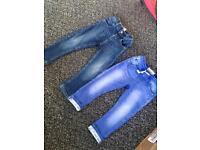 boys jeans (next) 2-3