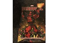 Deadpool complete collection comic book
