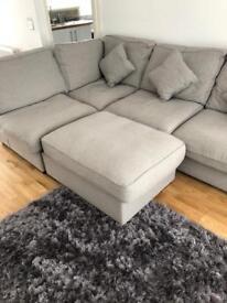 Forte Right Hand Corner Sofa