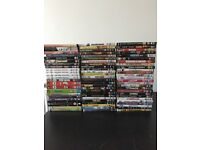 Job lot of 75 dvds- mix of tv and film