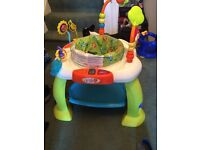 Baby Bouncer Station