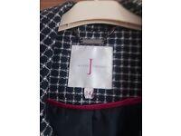 Designer Ladies New Jasper Conran Coat,never worn,unwanted gift.