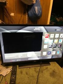 JVC led smart 32 Inch tv lt32c740
