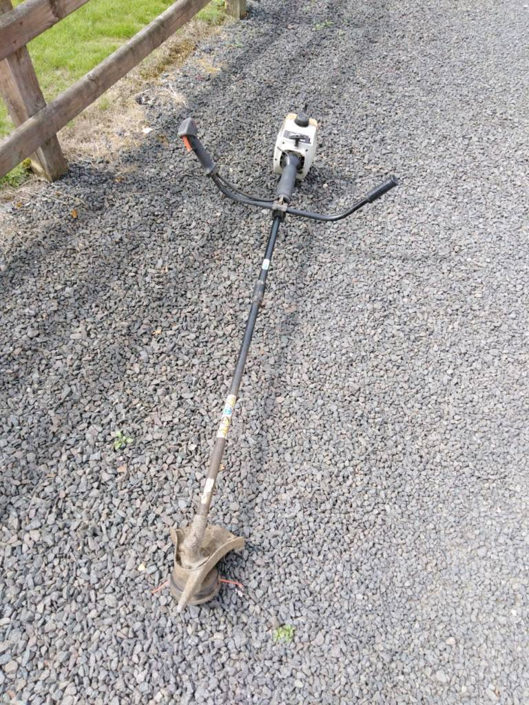 RYOBI RSBA3100E Petrol Strimmer won't start for repair or parts | in  Ballymena, County Antrim | Gumtree