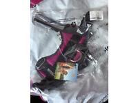 New Regatta harness