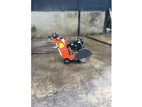 Husqvarna road/ floor saw for sale