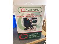 Garden Blower Shredder Vac